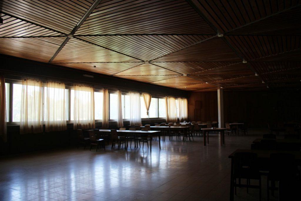 חדר האוכל קיבוץ הזורע
