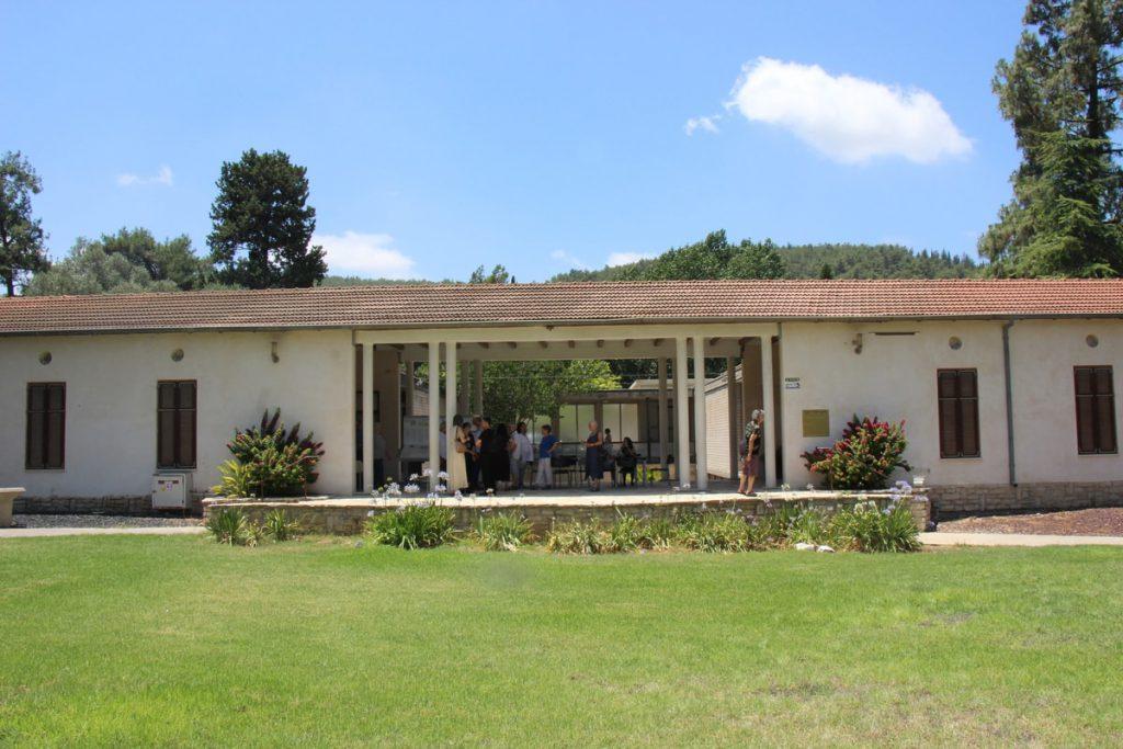 מוזיאון וילפריד קיבוץ הזורע