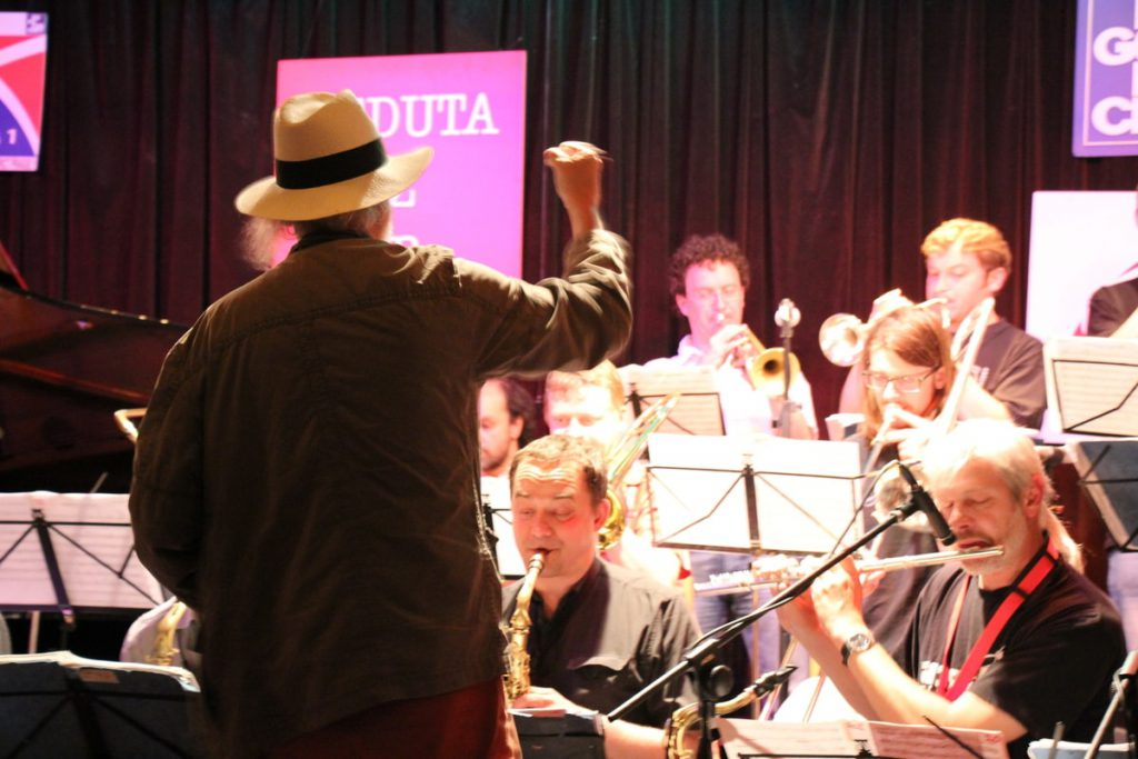 רדוטה - מועדון ג'אז בפראג