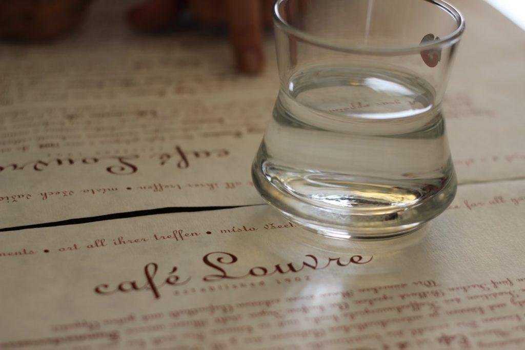 קפה לובר Cafe Louvre