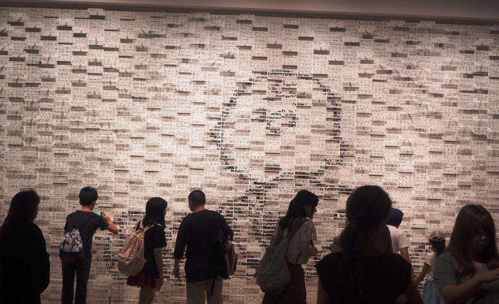צ'ארלי בראון במוזיאון סנופי.