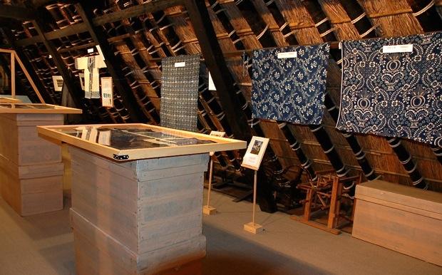 מוזיאון האינדיגו בבעתו של שינדו