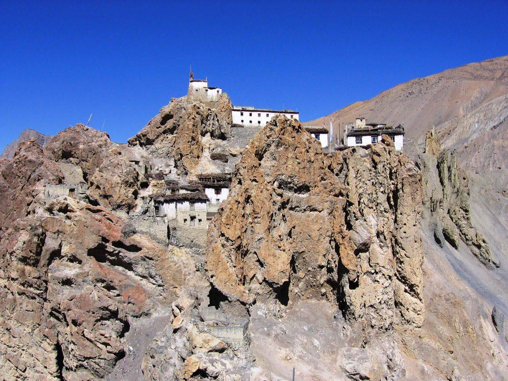 מנזר קי גבוה בהר