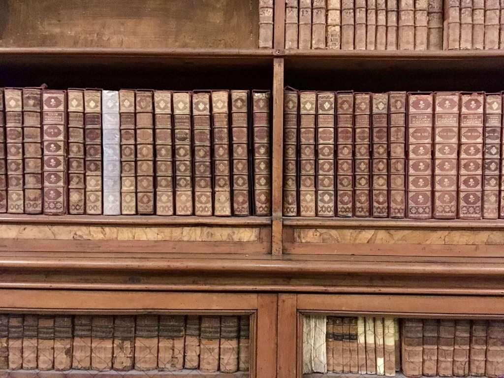 הספריה בבררה מילאנו