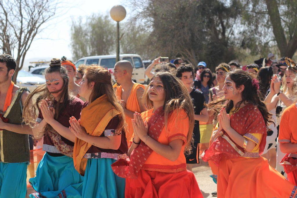 ריקודים הודיים