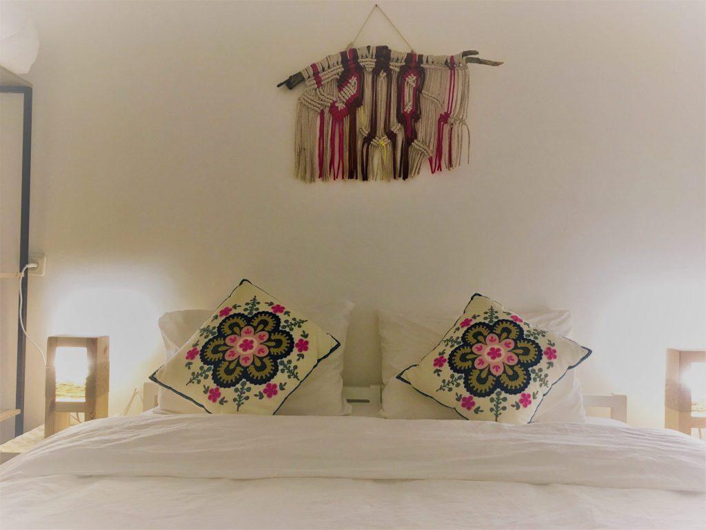 חדר השינה שלי ב White Hill guesthouse