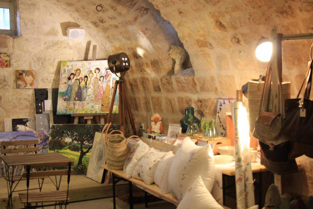 מקום השראה- גלריה וחנות