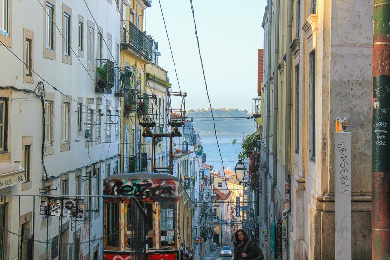 Lisbon-street-downhill