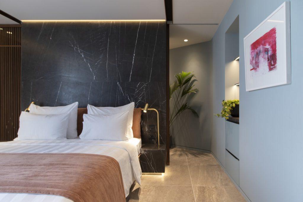 חדר במלון perianth_hotel