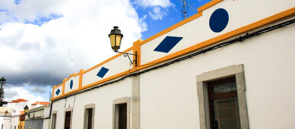 העיר העתיקה בלולה פורטוגל